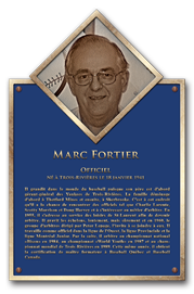 Marc Fortier